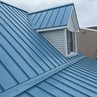 metal sheet roof