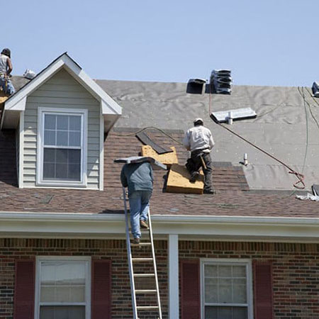 birmingham roofers on roof